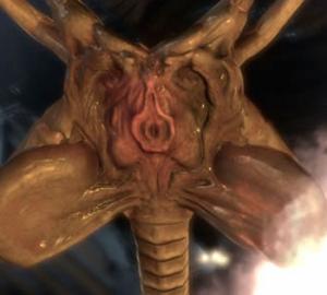Angry vagina